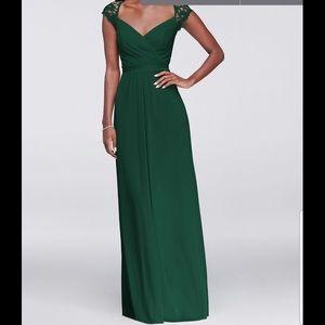 Davids Bridal-Green-Size 8